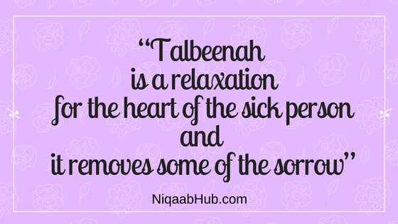 Talbina - The best comfort food for sadness and depression the sunnah way