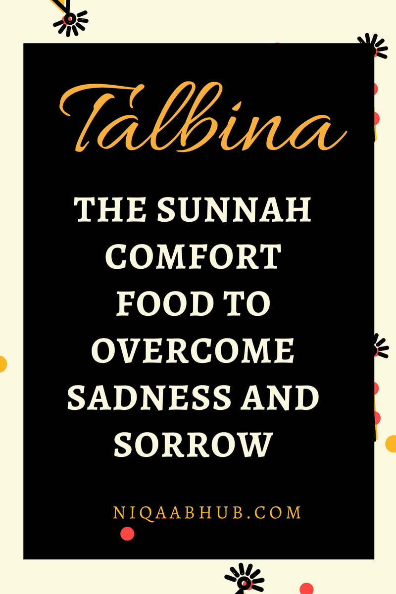 Talbina - the sunnah comfort food