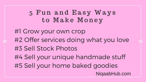 5 Easy Ways For Single Mom To Make Money While Having Fun