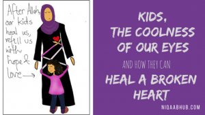 Let Our Children Be The Coolness Of Our Eyes : They Can Heal A Grieving Heart